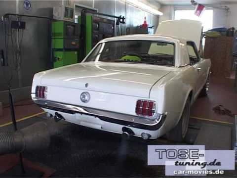 Download Ford Mustang V8 Restauration von TOSE-tuning.de  by car-movies.de HD Mp4 3GP Video and MP3