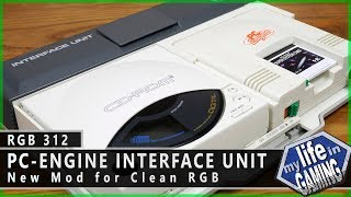 RGB312 :: Getting Clean RGB with the PC Engine Interface Unit