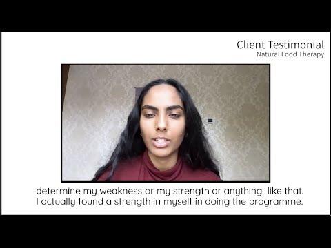 Watch Nikhita's recovery journey.