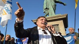 Саакашвили о барыгах, смене власти и чуде (Полная версия визита)