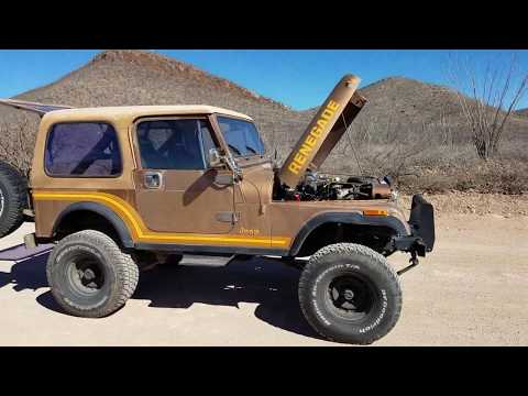Video of '85 Renegade - PBH6