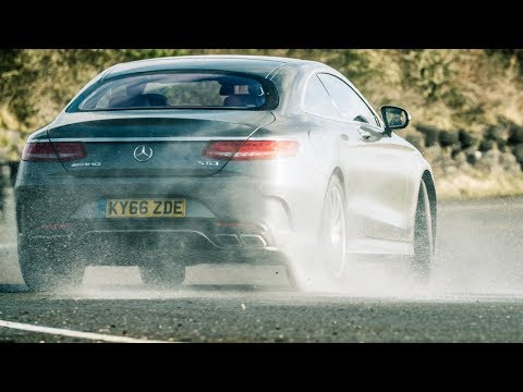 Mercedes-AMG S63 Coupe | Chris Harris Drives | Top Gear