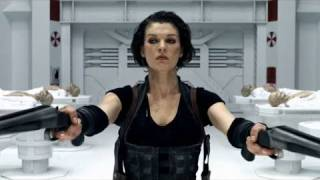 'Resident Evil: Afterlife' Trailer