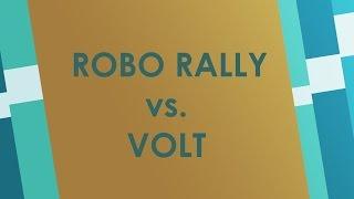 Robo Rally vs. Volt - Brettspiel Battlereview