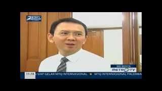 Tanggapan Ahok Akan Di Demo FPI Jadi Gubernur DKI 24 September 2014 Ahok Saya Tidak Takut