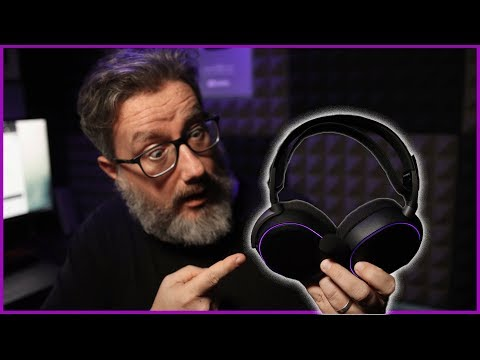 Steelseries Arctis Pro Review: A Gaming Headset for Audiophiles?