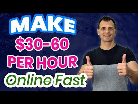 How To Make Money Online Fast (2018) | Legit Work From Home