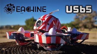 Best Whoop!!! Eachine US65 UK65 65mm Whoop FPV Racing Drone