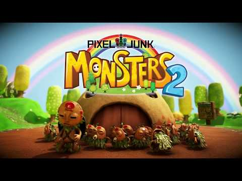 PixelJunk Monsters 2 Announcement Trailer (PS4/Steam/Nintendo Switch) thumbnail