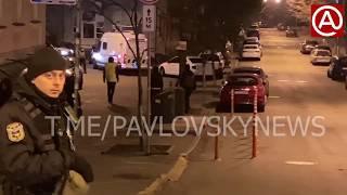 Следственные действия с подозреваемой в убийстве Павла Шеремета Юлией Кузьменко. Pavlovskynews
