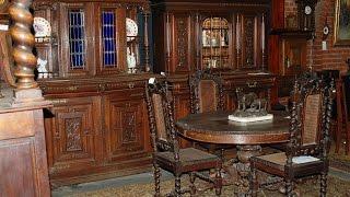 Антикварная мебель, магазин антикварной мебели, салон, купить антикварную мебель