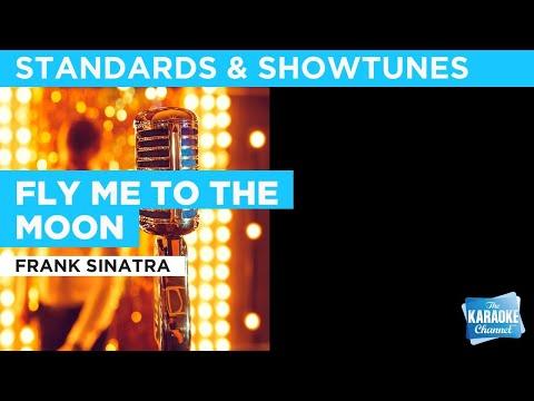 Fly Me To The Moon : Frank Sinatra | Karaoke with Lyrics