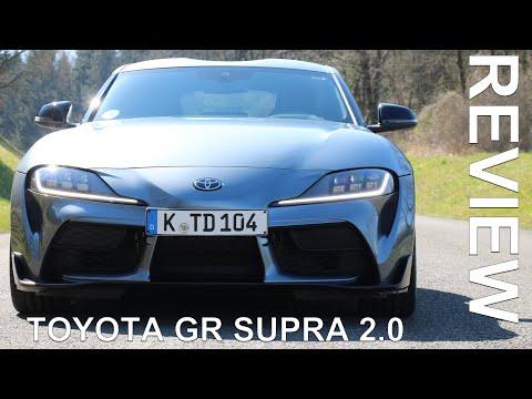2020 Toyota GR Supra Fahrbericht Test Review Meinung Klang Sound Probefahrt Kaufberatung Kritik