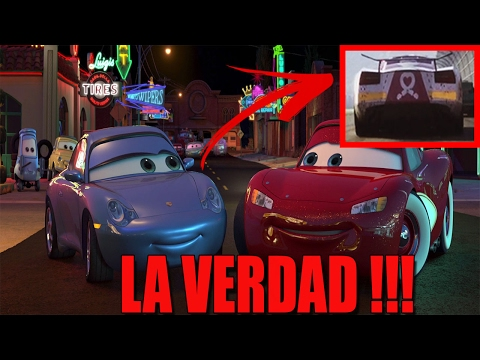 CARS 3 ¿ COMO NACEN LOS AUTOS ?