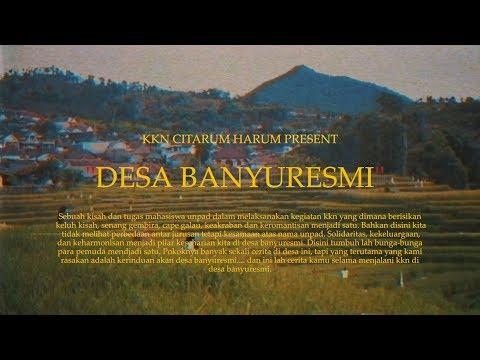 """Desa Banyuresmi"" - KKN Citarum Harum"
