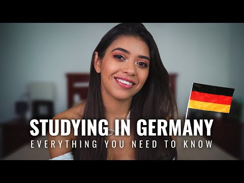 GOING TO UNIVERSITY IN GERMANY AS A FOREIGNER | My Story at TUM + Q&A