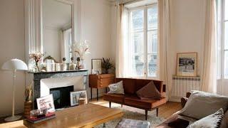 Retro Modernism • Romantic Decor • Paris Apartment   Interior Design