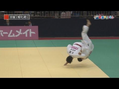 平成29年全日本選抜柔道体重別選手権大会 大会2日目名場面集