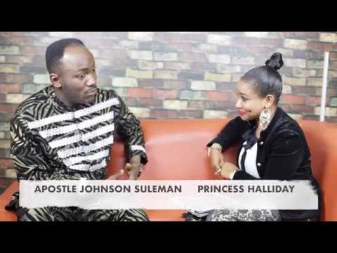 APOSTLE JOHNSON SULEMAN Opens Up on His marriage.