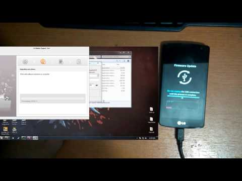 Bagaimana cara mengatasi LG D295 secure boot error