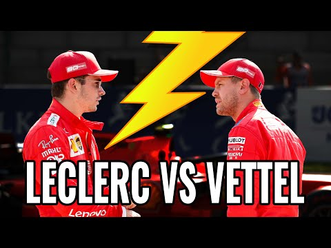 FERRARI RIVALRY EXPLAINED!! | RUSSIAN GP RACE ANALYSIS