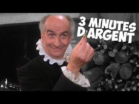 3 minutes d'argent avec Louis de Funès !