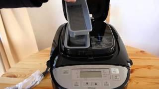 Panasonic SD 2511 K(Black) Automatic Bread Maker Unboxing