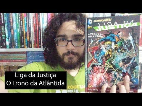 Liga da Justiça: O Trono da Atlântida - 48/365hqs
