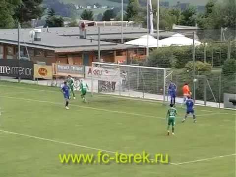 Testspiel: SC Mils vs FC Terek Crozny | 2012/2013