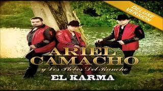 Ariel Camacho   Arrodillate LETRA
