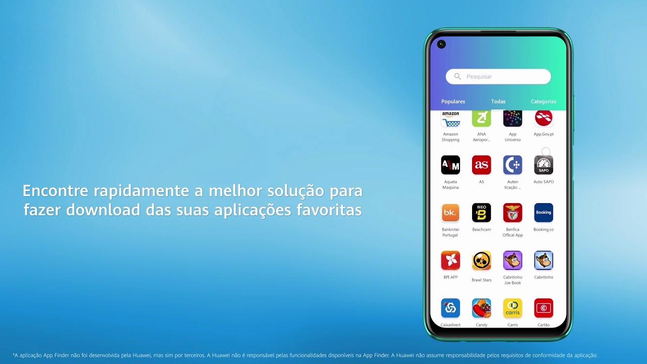 Como obter as suas aplicações preferidas | App Search
