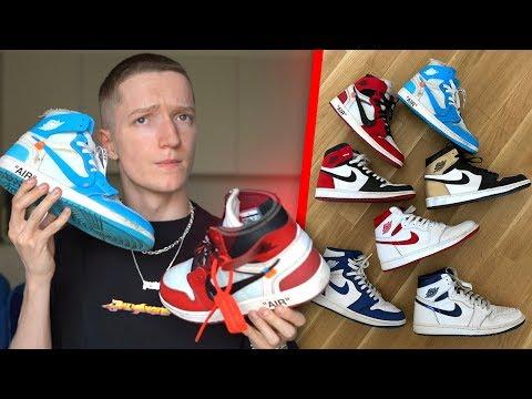 Der beste Sneaker: AIR JORDAN 1