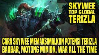 Hal Yang Gw Pelajari Dari Top Global TERIZLA SKYWEE • Mobile Legends Indonesia