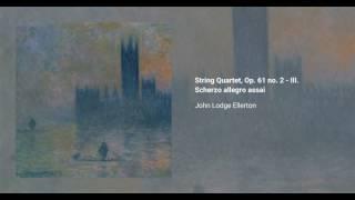String Quartet, Op. 61 no. 2