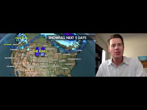 Tomer's Take, Nov. 10, 2016 - © Meteorologist Chris Tomer