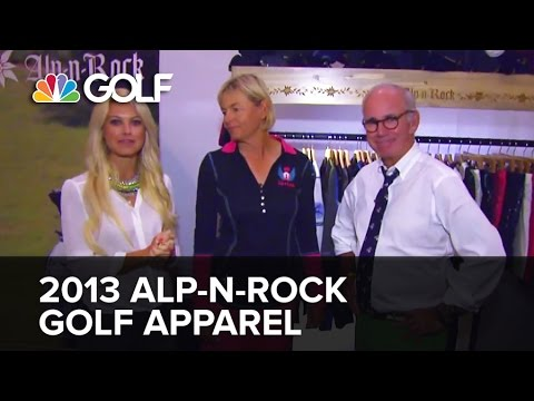PGA Expo Show 2013: Alp-n-Rock golf apparel | Golf Channel