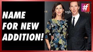 Бенедикт Камбербэтч, What's Benedict Cumberbatch And Sophie Hunter's Baby Boy's Name?