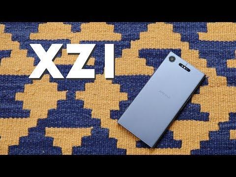 Sony Xperia XZ1 First Impressions - Same Old