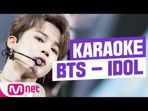 [MSG Karaoke] BTS - IDOL