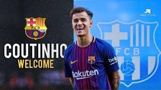Gambar cover Philippe Coutinho - FC Barcelona's New Maestro!