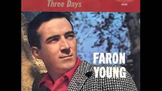 Faron Young ~ Three Days