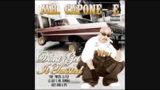 Mr. Capone-E Ft Lil Eazy E - New West Coast (LYRICS)
