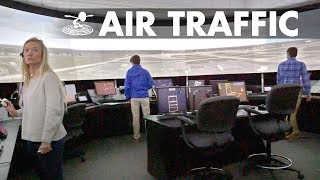 How to Become an Air Traffic Controller - MTSU - Video Youtube