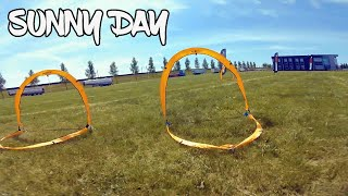Sunny Day - Outdoor FPV Race Training - PUH