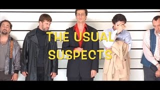 Movie review - The Usual Suspects