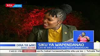 Wakenya washerekea siku ya wapendanao (Valentine's Day)