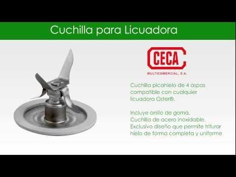 Repuestos y Accesorios para Licuadoras - Cuchilla Oster