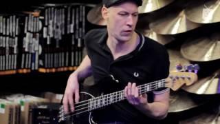 Video The Chancers - Half an Alpha Male (živě v kytary.cz)
