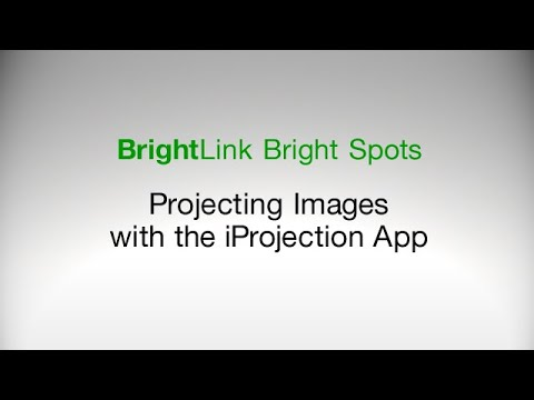How To: Project Images Using the Epson iProjection App