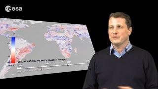 Climate Change - Soil Moisture